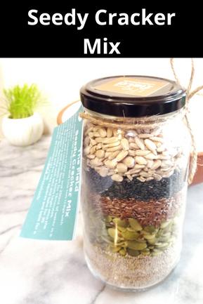 Seedy Cracker Mix