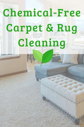 How to Green Clean Carpets and Rugs