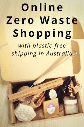 Australian Online Zero Waste Shops (with plastic-free shipping)