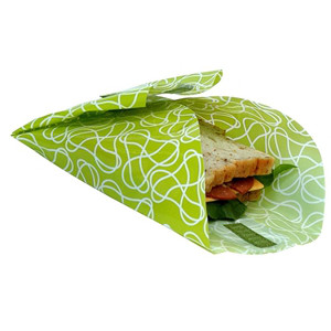 Sandwich and food wraps - alternative to cling wrap