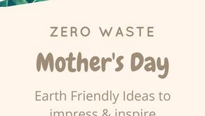 Zero Waste Mother's Day Ideas