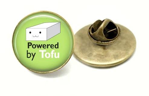 Powered by Tofu Pin - Australian Made