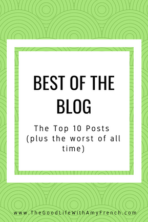 Best of The Blog - Top 10 Posts