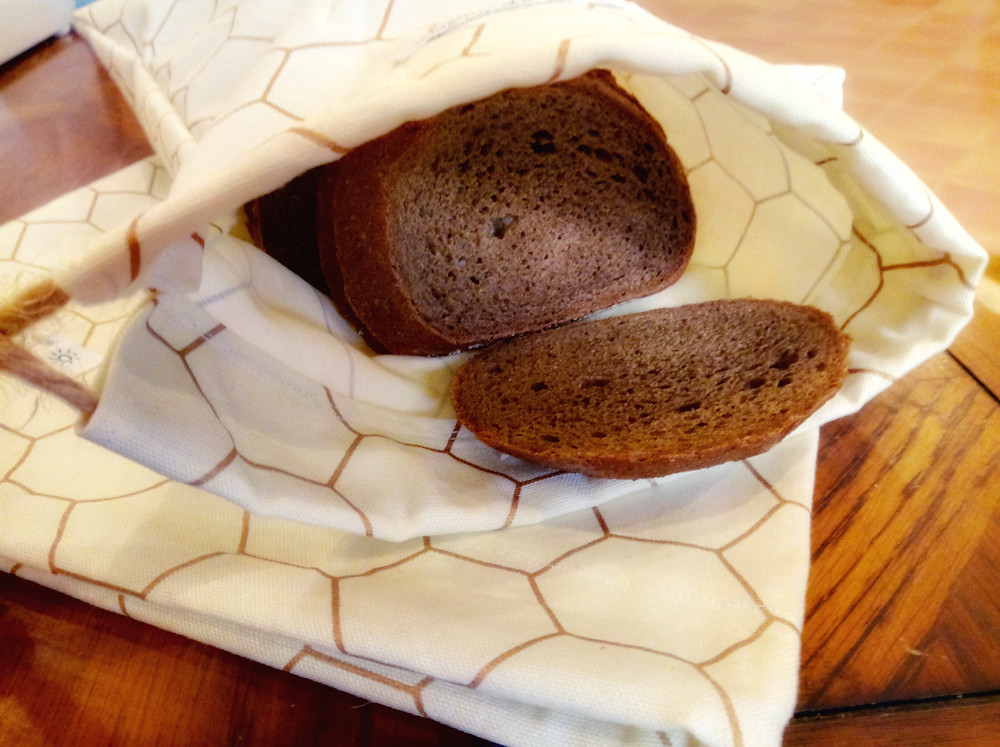 Rye Bread Crust