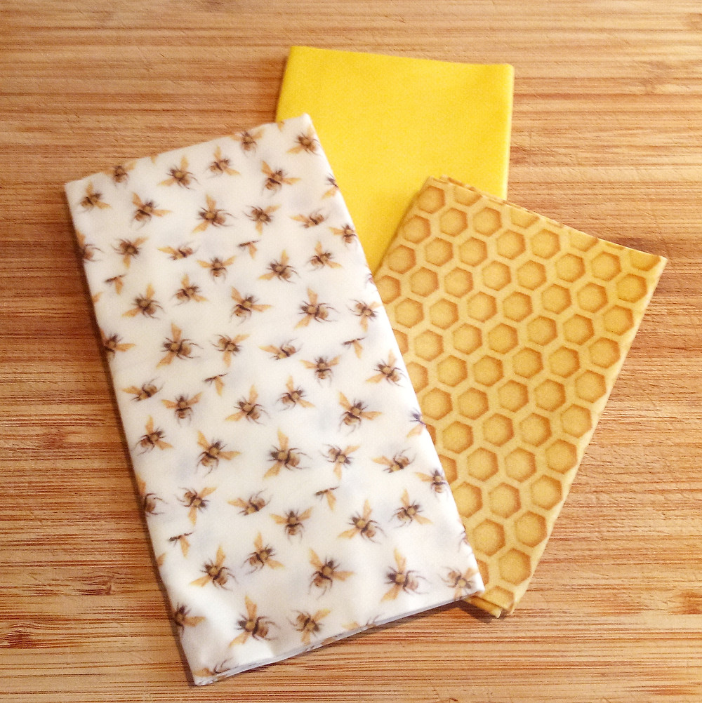 Eco Patch Beeswax Wraps Set