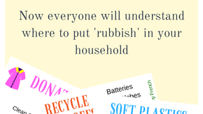10 Essential Bin Labels for Your Home Recycling, Composting and more