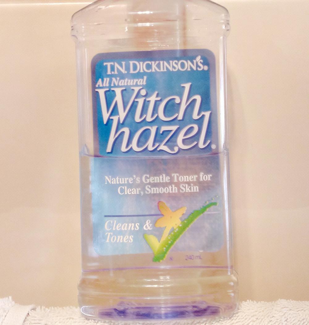 WitchHazel Bottle
