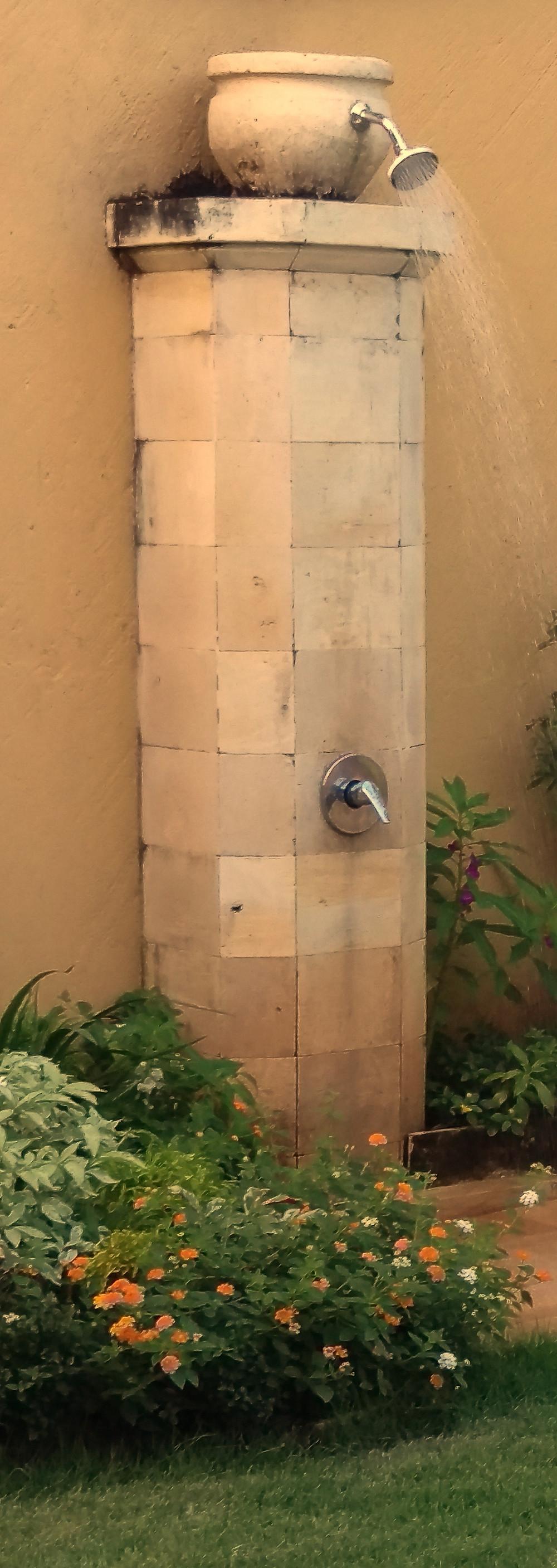 Outdoor Shower - Bali