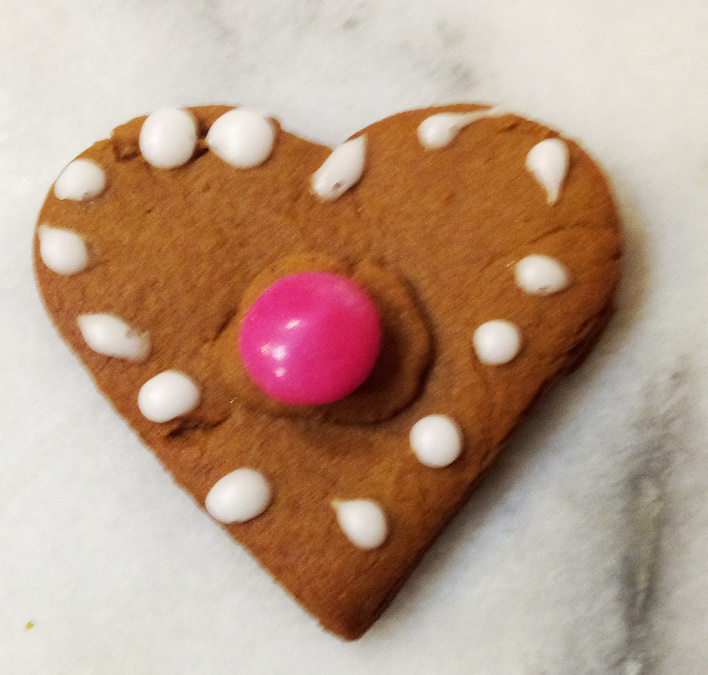 Ginger bread heart