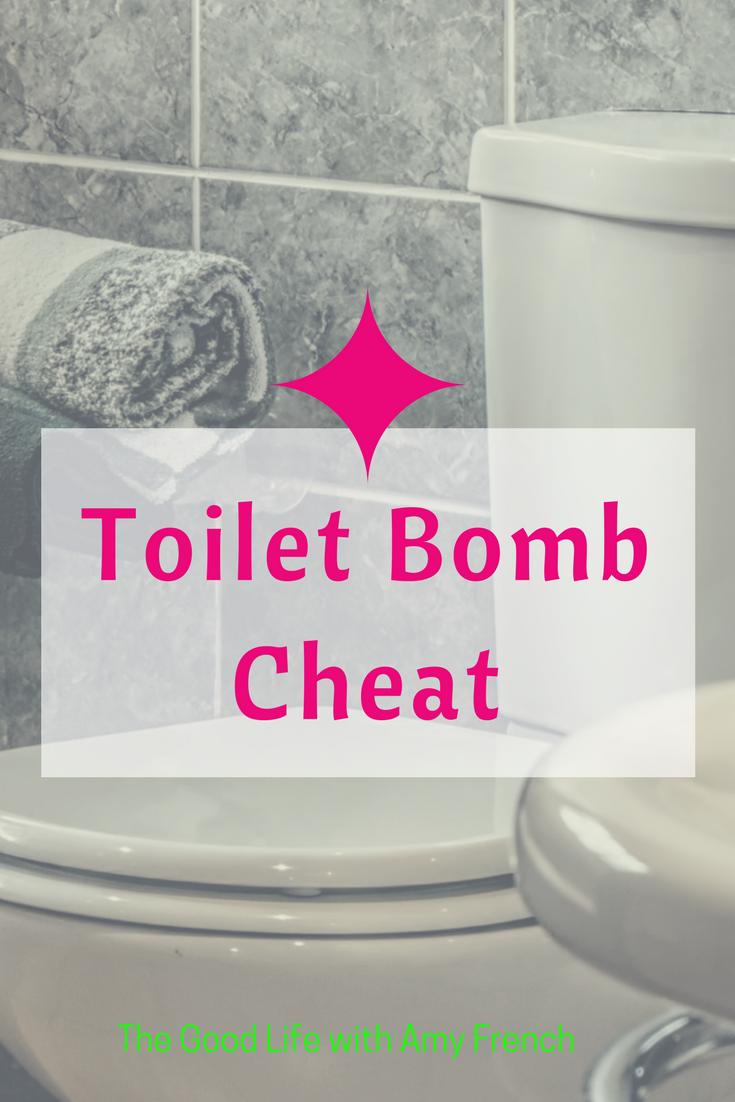 DIY Toilet Bomb Cheat