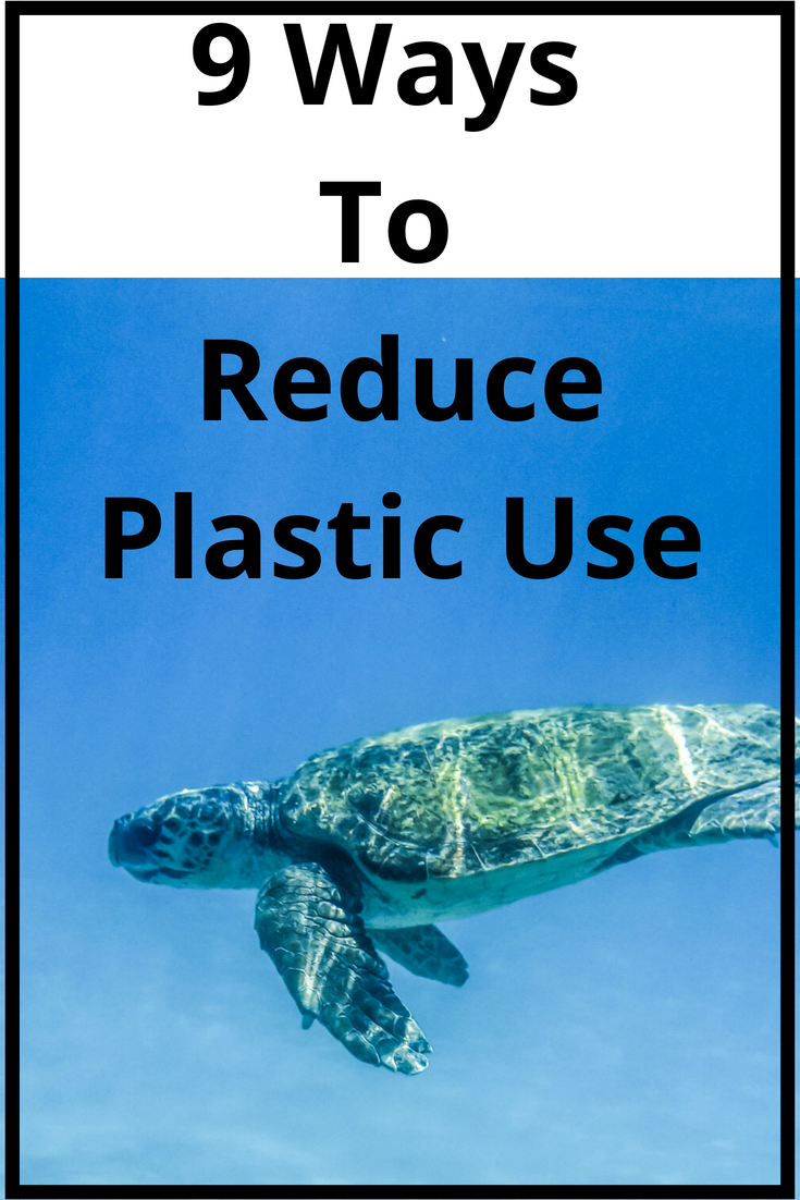 9 Easy Ways To Reduce Plastic Use