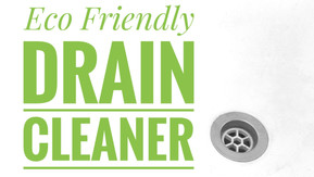 Eco Friendly Drain Cleaner