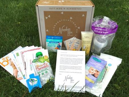 Noobie Box, a box for mamas