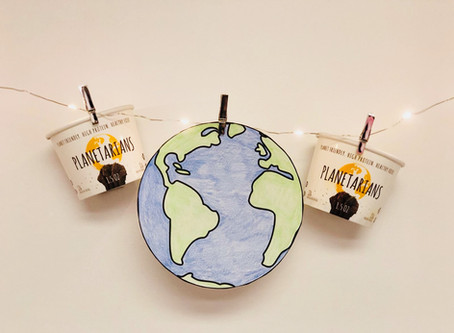 Planetarians, rethink snacking
