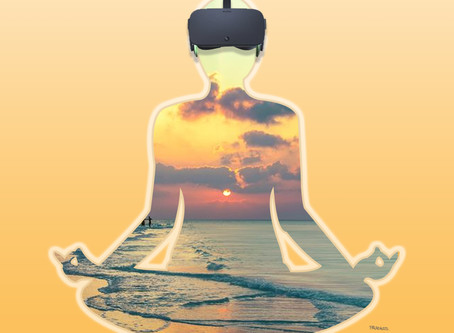 Relaxing in Virtual Reality