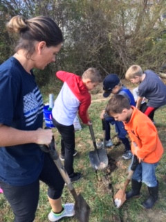 FernLeaf Community Charter School outdoor and environmental education
