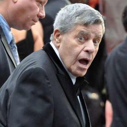 Jerry Lewis in 2009
