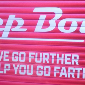 Pep Boys Takes It Further