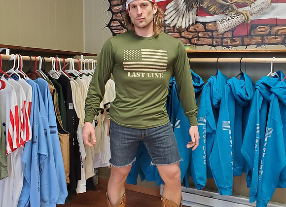 Athletic Fit Long Sleeve