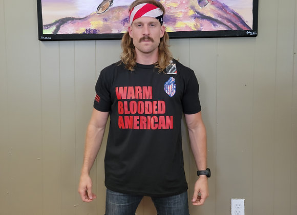 Warm Blooded American Tshirt