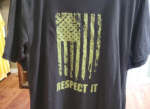 Respect it Tshirt