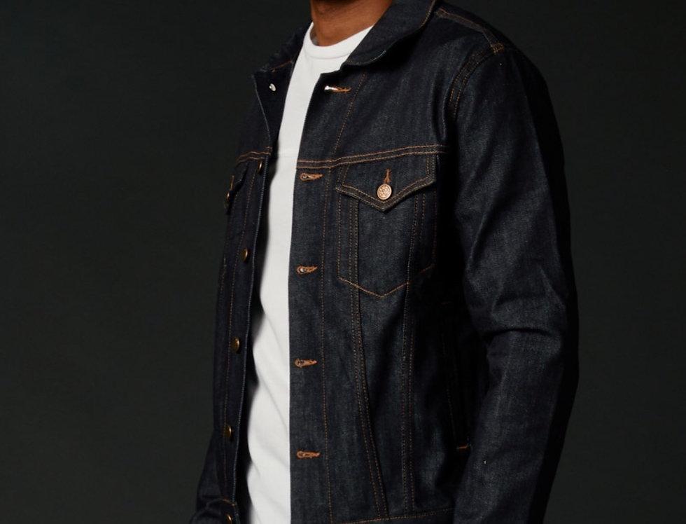 True Hills Men's Denim Jacket