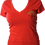 Thumbnail: True Hills Basic Women's T-Shirt V-Neck