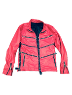 Red LeatherJacket