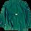 Thumbnail: Green Short Front and Long Back Custom Jacket