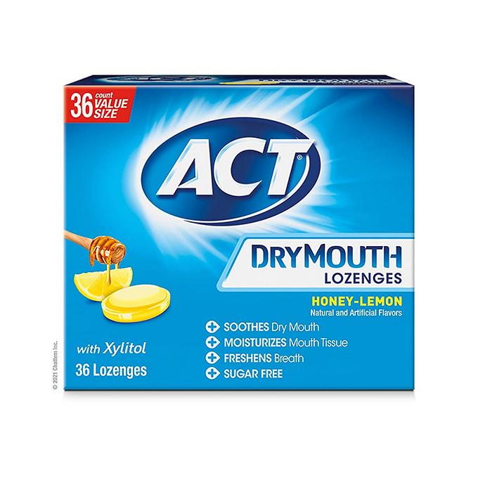 ACT DRY MOUTH Honey Lemon