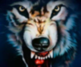 Airbrushed wildlife painting in Southern Ontario.Toronto, Kitchener, and London.