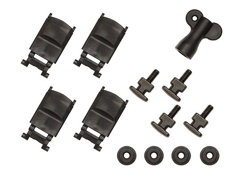 SmarT-Slot Kit 3 T-SLOT ADAPTER FOR OFFGRID CARGO BASKET
