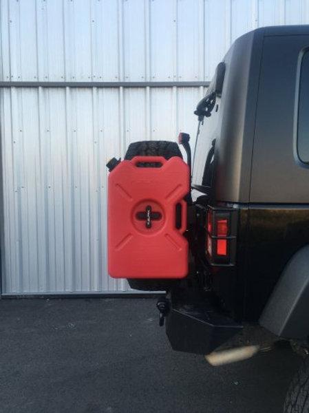 ROTOPAX | Jeep Jk Tailgate Mount