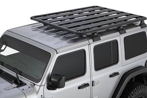 RHINO-RACK | 72x56(JBO893) Jeep Wrangler JL 4-door w/Backbone
