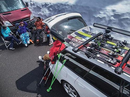 YAKIMA | FatCat EVO 6 PREMIUM SKI & SNOWBOARD MOUNT