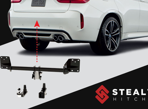 Stealth Hitches Joins the RackStarz Lineup