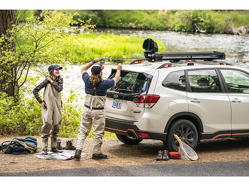 YAKIMA | DoubleHaul ROOFTOP FLY ROD CARRIER