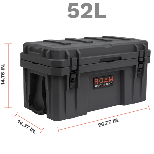 ROAM | 52L RUGGED CASE