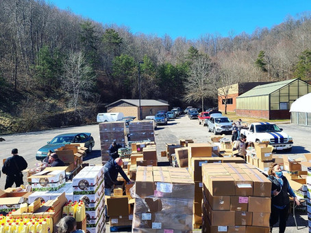 Congress must continue to address hunger impacting West Virginia and the nation.