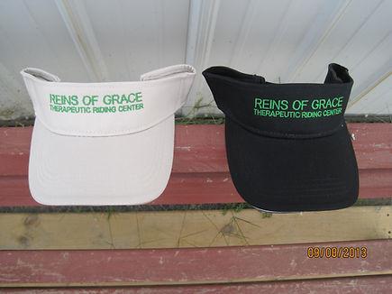 Reins of Grace Visors