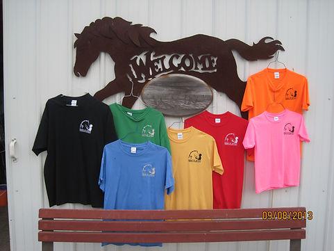 Reins of Grace T-Shirts