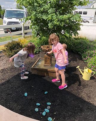 Sensory Garden Fountain