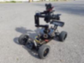 Car camera gravitycam