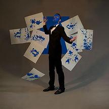 Thierry Marceau - Yves Klein