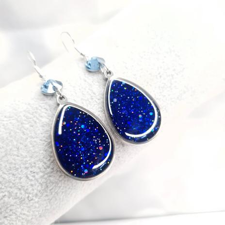 Boucles Blue