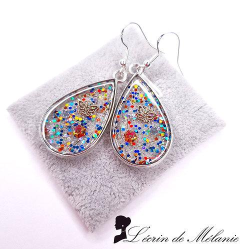 Boucles d'oreille - Imonah