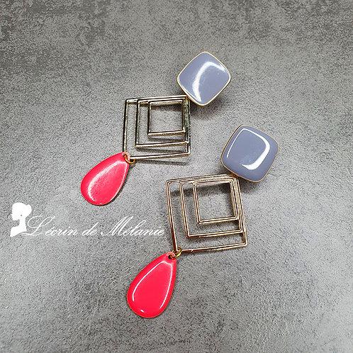 Boucles d'oreille - Zueva