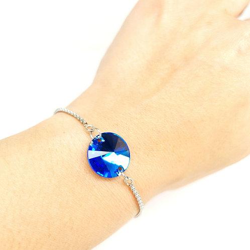 Bracelet - Cristal Bleu