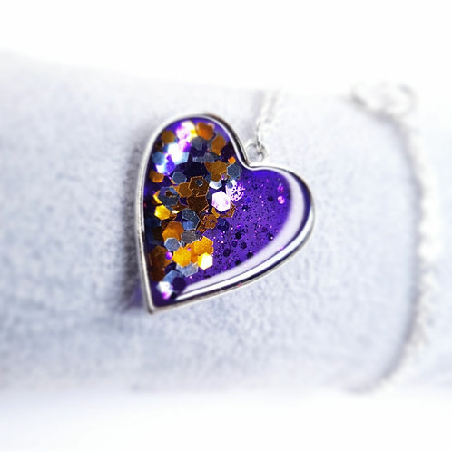 Coeur de resine - Philomene