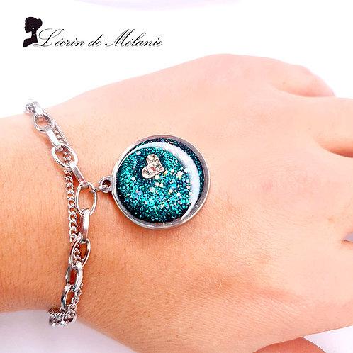 Bracelet en Résine - Armelle